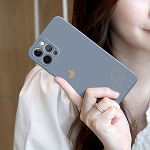 Cute Cartoon Pattern Silicone Case For iPhone 7 8 6 Plus IP6S02