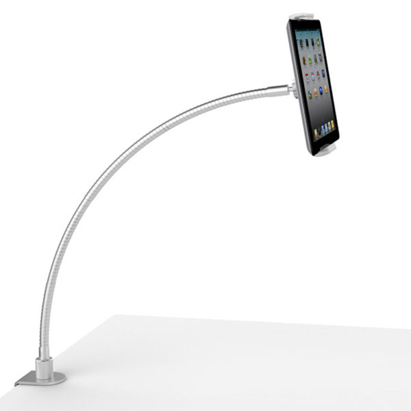 Best Long Arms Flexible Tablet Phone Holder iPad Stand For Bed Desk IPS02_2