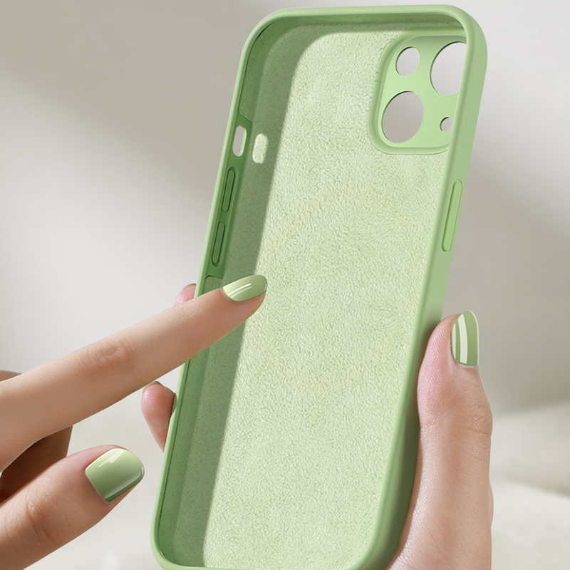 Ultra-thin Transparent Protective Sleeve Cases With Flower Diamond For iPhone 6 And Plus IPS625_6