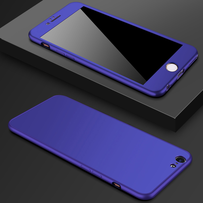 All-inclusive Anti-fall Silicone Case Cover For iPhone 6 7 8 And Plus IPS626_4