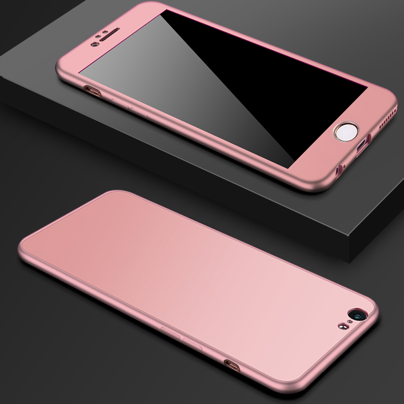 All-inclusive Anti-fall Silicone Case Cover For iPhone 6 7 8 And Plus IPS626_5