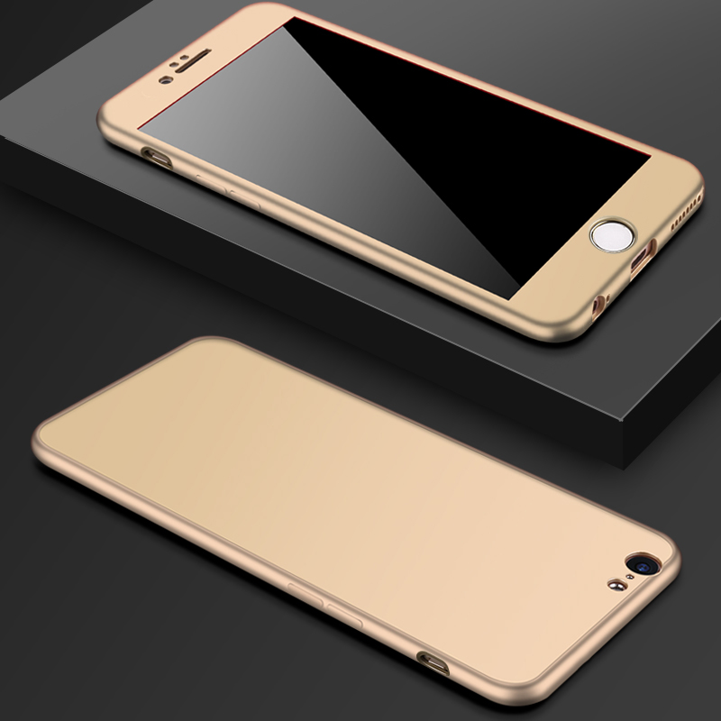 All-inclusive Anti-fall Silicone Case Cover For iPhone 6 7 8 And Plus IPS626_6