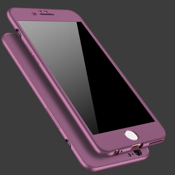 All-inclusive Anti-fall Silicone Case Cover For iPhone 6 7 8 And Plus IPS626_7
