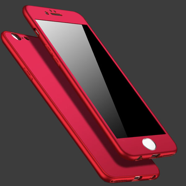 All-inclusive Anti-fall Silicone Case Cover For iPhone 6 7 8 And Plus IPS626_8