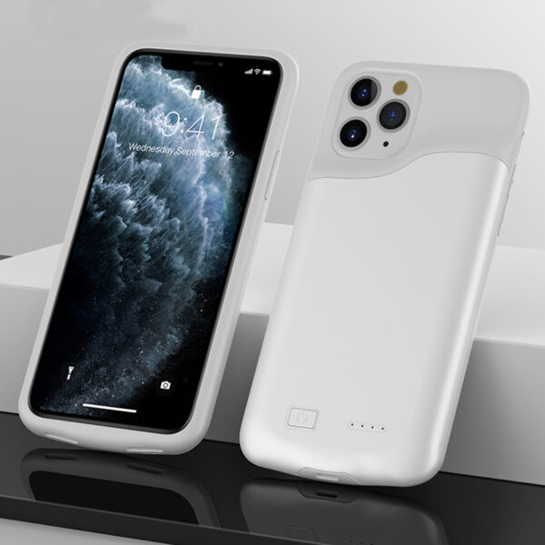 2019 Best Rechargeable Case For iPhone 8 7 6 6S Plus 5S SE IPGC01