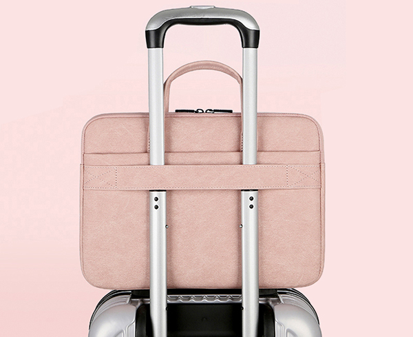 Black Leather Surface Pro 3 4 5 6 Bag Surface 3 Cover SPC01_5