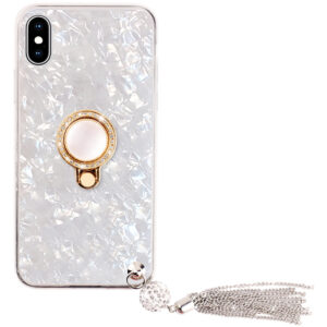 Pink iPhone X 8 7 6 6S Plus Case With Bright Diamond For 2018 Christmas Gift IP6S06_3