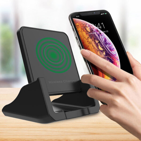 Perfect Removable iPhone Android Wireless Fast Charger Dock ICD03_3