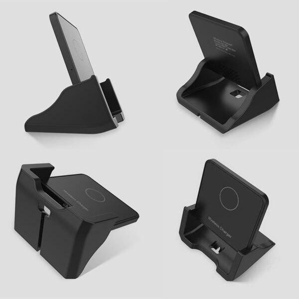 Perfect Removable iPhone Android Wireless Fast Charger Dock ICD03_7