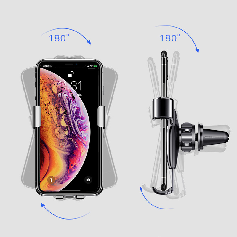 2019 Best Universal iPhone iPad Samsung Smartphone Phone Car Holder PHE02_4