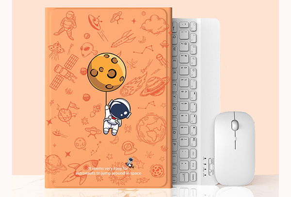 Perfect Removable Leather iPad Mini 4 3 Keyboards With Cases Or Covers IPMK402_4