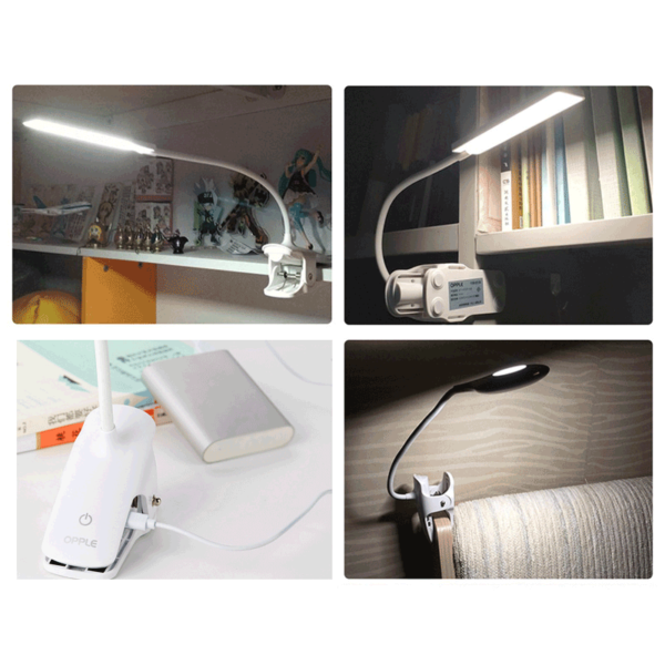 LED USB Clip Lamp For Home Dormitory Bedroom Bed USL02_3