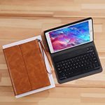 2017 Leather Black iPad Pro Keyboard Cover Or Cases For iPad Mini 4 IPPK02
