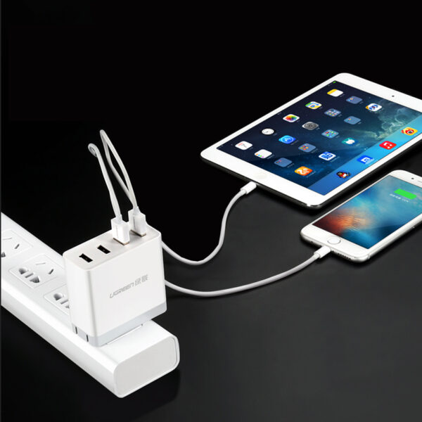 4-Ports USB Charger For iPad Air Pro Mini iPhone Plus Samsung Galaxy Note IPGC03_3