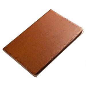 Leather Brown iPad Pro Air 2 Mini 4 Folio Protective Case Cover IPPC03
