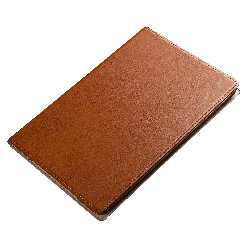 Leather Brown iPad Pro Air 2 Mini 4 Folio Protective Case Cover IPPC03