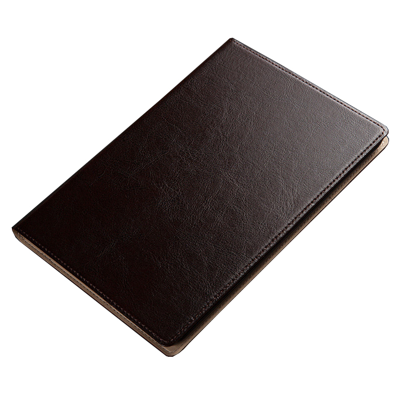 Leather Brown iPad Pro Air 2 Mini 4 Folio Protective Case Cover IPPC03_4