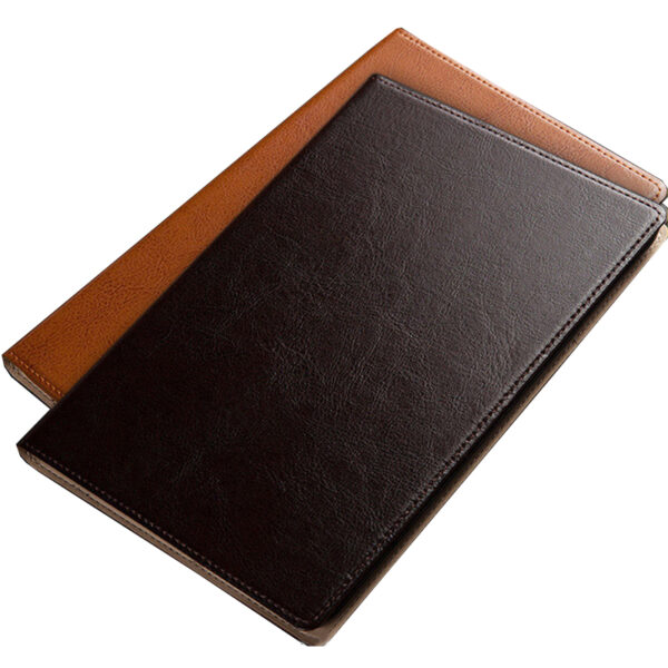 Leather Brown iPad Pro Air 2 Mini 4 Folio Protective Case Cover IPPC03_6