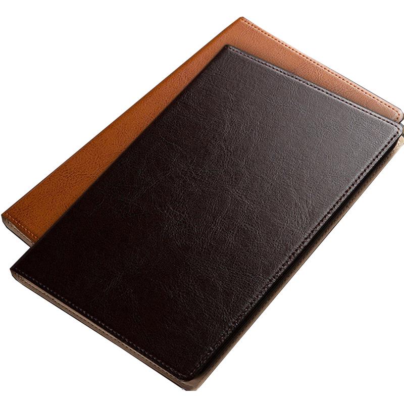 Leather Brown iPad Pro Air 2 Mini 4 Folio Protective Case Cover IPPC03_6