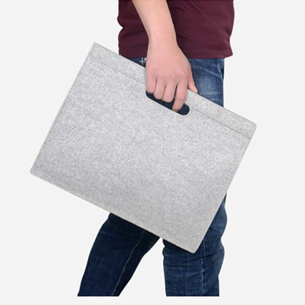 Protective Felt Bag Cover For Surface Book 2 Pro Laptop MSB01_3