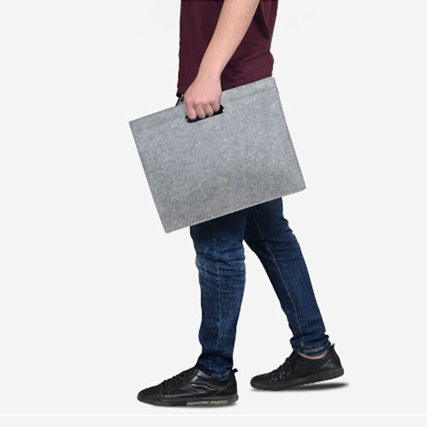 Protective Felt Bag Cover For Surface Book 2 Pro Laptop MSB01_4