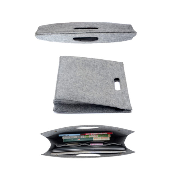 Protective Felt Bag Cover For Surface Book 2 Pro Laptop MSB01_5