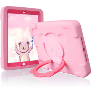 Cartoon iPad Air Mini Pro New iPad Cover For Kids And Children IPFK06