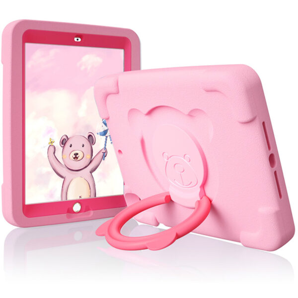 Cartoon iPad Air Mini Pro New iPad Cover For Kids And Children IPFK06