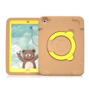 Cartoon iPad Air 2 1 iPad Mini 3 2 1 Cases Covers For Kids And Children IPFK06_2