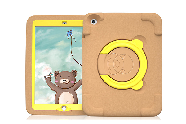 Cartoon iPad Air 2 1 iPad Mini 3 2 1 Cases Covers For Kids And Children IPFK06_2
