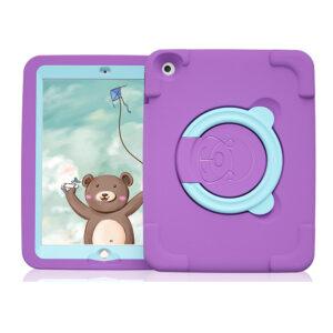 Cartoon iPad Air 2 1 iPad Mini 3 2 1 Cases Covers For Kids And Children IPFK06_3