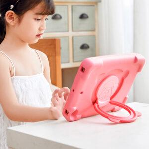 Cartoon iPad Air 2 1 iPad Mini 3 2 1 Cases Covers For Kids And Children IPFK06_5