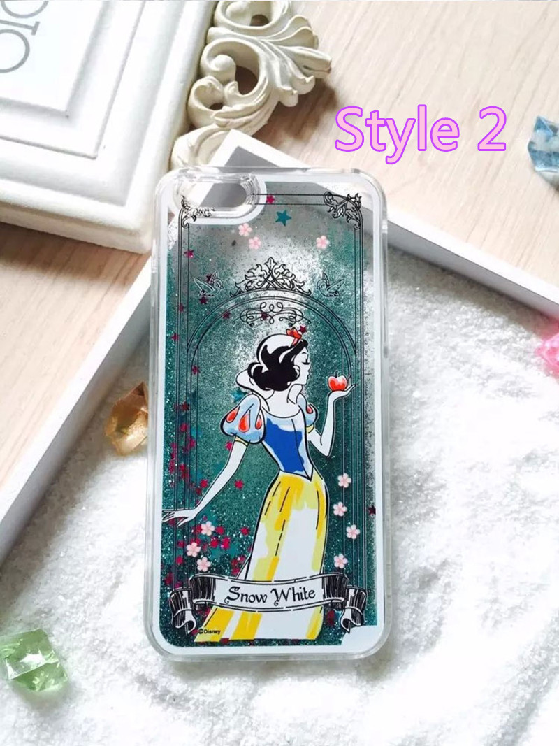 Perfect Mermaid Snow White iPhone 5S 6 6S Plus Silicone Case Or Covers IP6S10_3