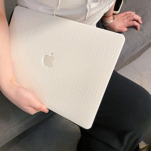 Silk Pattern Macbook Air Pro 11 12 13 15 Inch Protective Case Covers With Free Keyboard Skin