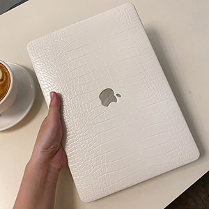 Silk Pattern Macbook Air Pro 11 12 13 15 Inch Protective Case Covers With Free Keyboard Skin_2