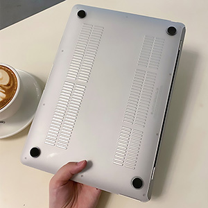 Silk Pattern Macbook Air Pro 11 12 13 15 Inch Protective Case Covers With Free Keyboard Skin_5