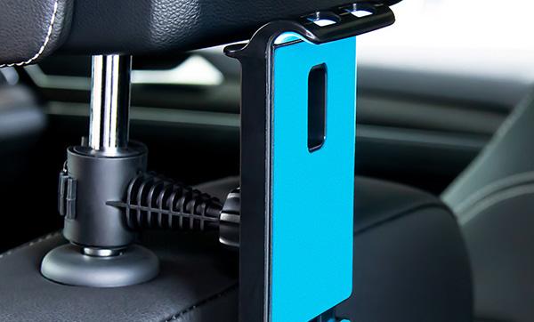 Car Lazy Bracket For iPad 2 3 4 Air 2 iPad Mini Tablet Rear Seat Headrest IPS03_3