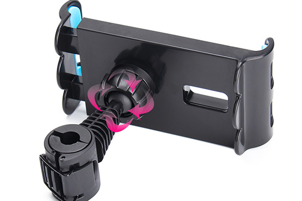 Car Lazy Bracket For iPad 2 3 4 Air 2 iPad Mini Tablet Rear Seat Headrest IPS03_4