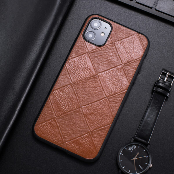 All-inclusive Real Leather Case For iPhone 11 Pro X XR Max 8 7 6 Plus IP6S11_2