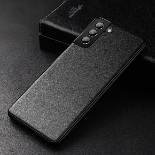 Best Real Leather Samsung S21 Plus Ultra Protective Case SG704