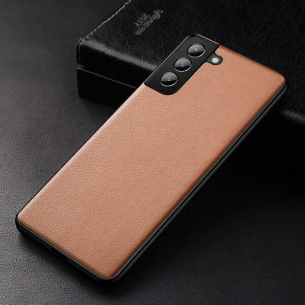 Best Real Leather Samsung S21 Plus Ultra Protective Case SG704_2