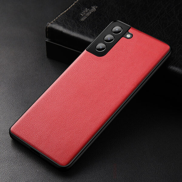 Best Real Leather Samsung S21 Plus Ultra Protective Case SG704_3