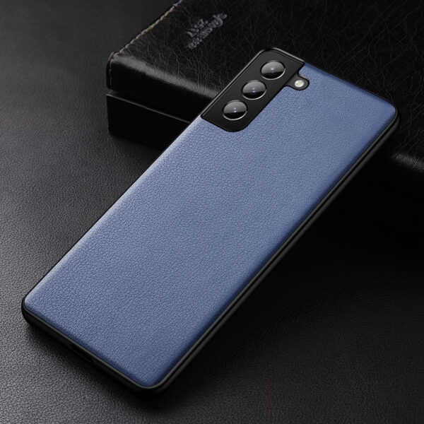 Best Real Leather Samsung S21 Plus Ultra Protective Case SG704_4