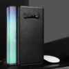 Leather Protective Samsung S20 S10 S9 S8 Case SG703