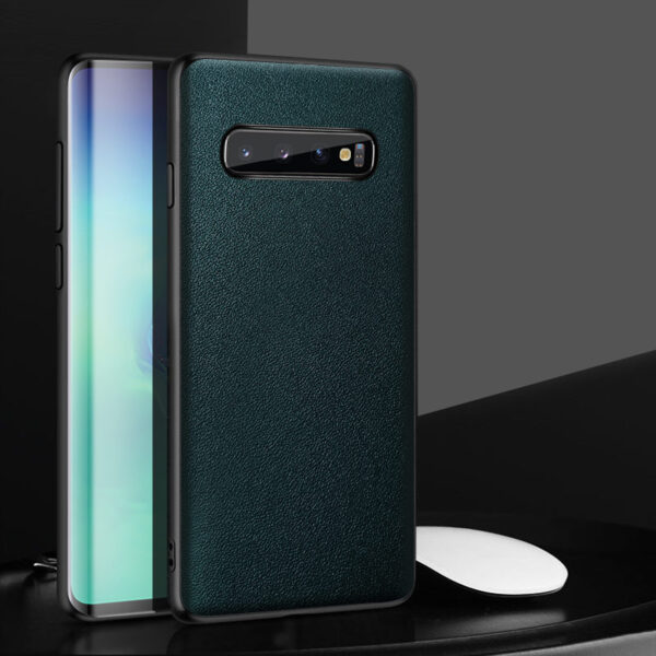 Leather Protective Samsung S20 S10 S9 S8 Case SG703_2
