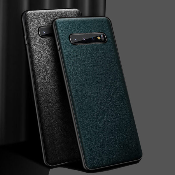 Leather Protective Samsung S20 S10 S9 S8 Case SG703_4
