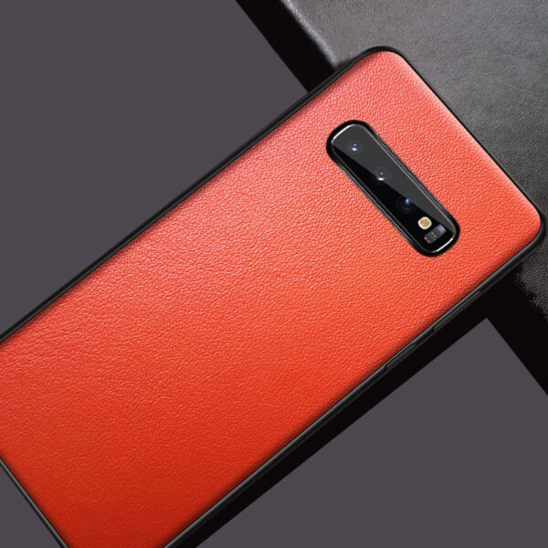 Leather Protective Samsung S20 S10 S9 S8 Case SG703_5