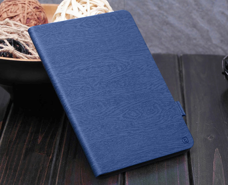 Leather 9.7 And 12.9 Inch iPad Pro Cases Covers With Pen Cap IPPC05