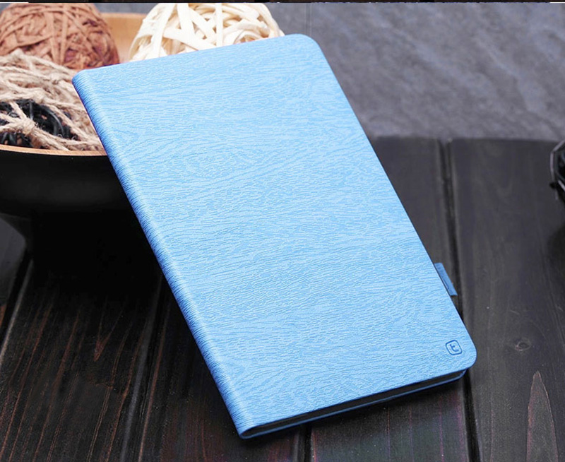 Leather 9.7 And 12.9 Inch iPad Pro Cases Covers With Pen Cap IPPC05_3
