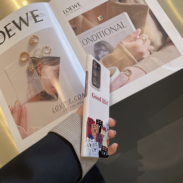 Slim Silicone Cartoon Pattern Galaxy S7 Case Or Covers SG701_2